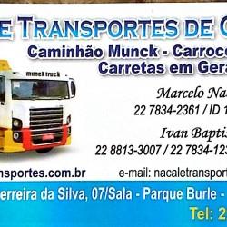 SERVIÇOS DE MUNCK
