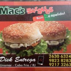 Mac's Burgues