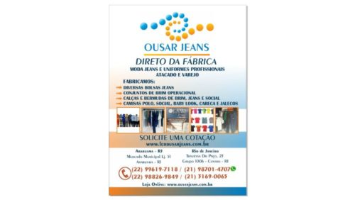 Ousar Jeans