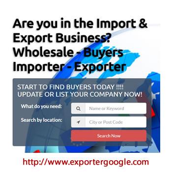exporter google
