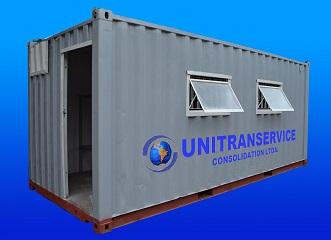 aluguel container escritório movel