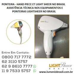 1-HAND PIECE-PONTEIRA-LIGHT-SHEER-BRASIL