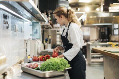 Boas práticas higienização alimentos