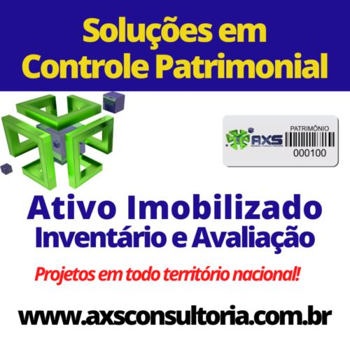 Soluções em Controle Patrimonial